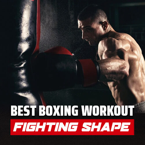 Which boxing workout is best for fighting shape