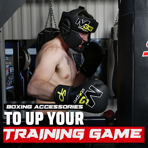 Low-Cost Boxing Accessories to Up Your Training Game