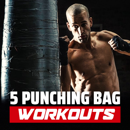 5 Punching bag workouts for weight loss In 2021