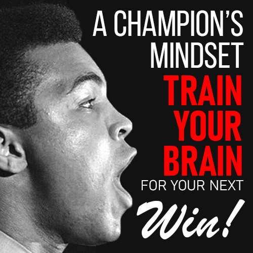 A champion's mindset: Train your brain for your next win!