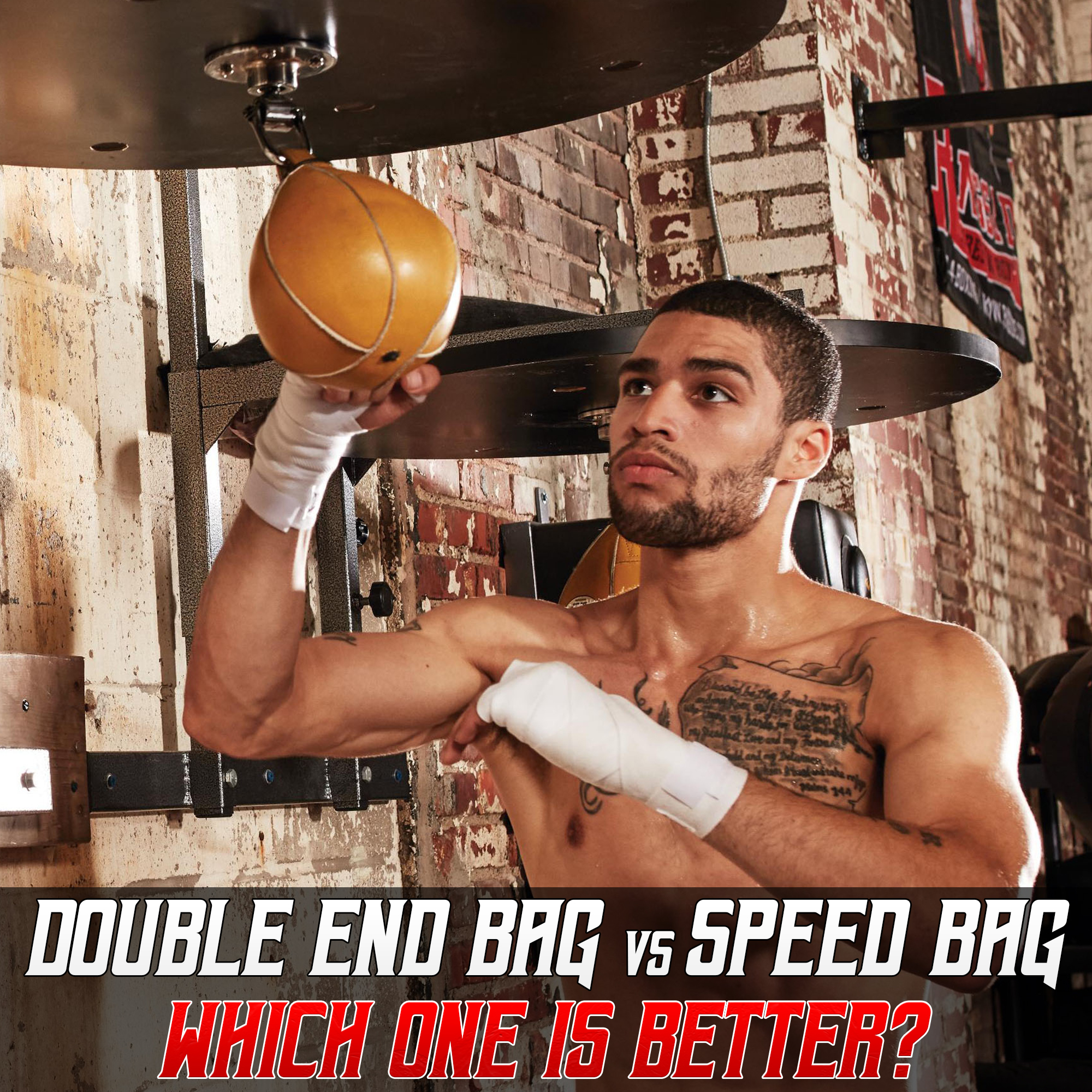 Double End Bag vs Speed Bag: Which One Is Better