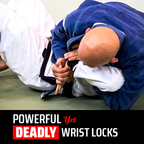 Powerful yet deadly wristlocks: A Magical Way to Counter Giants!