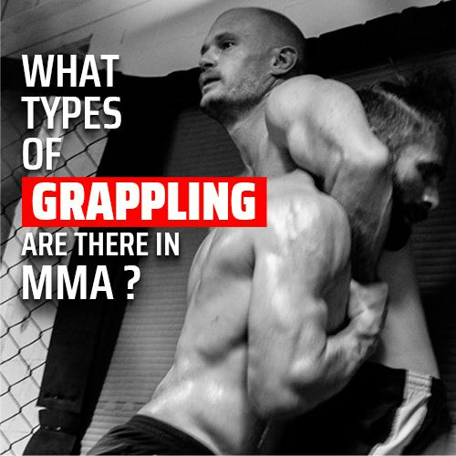 What Types of Grappling are there in MMA?