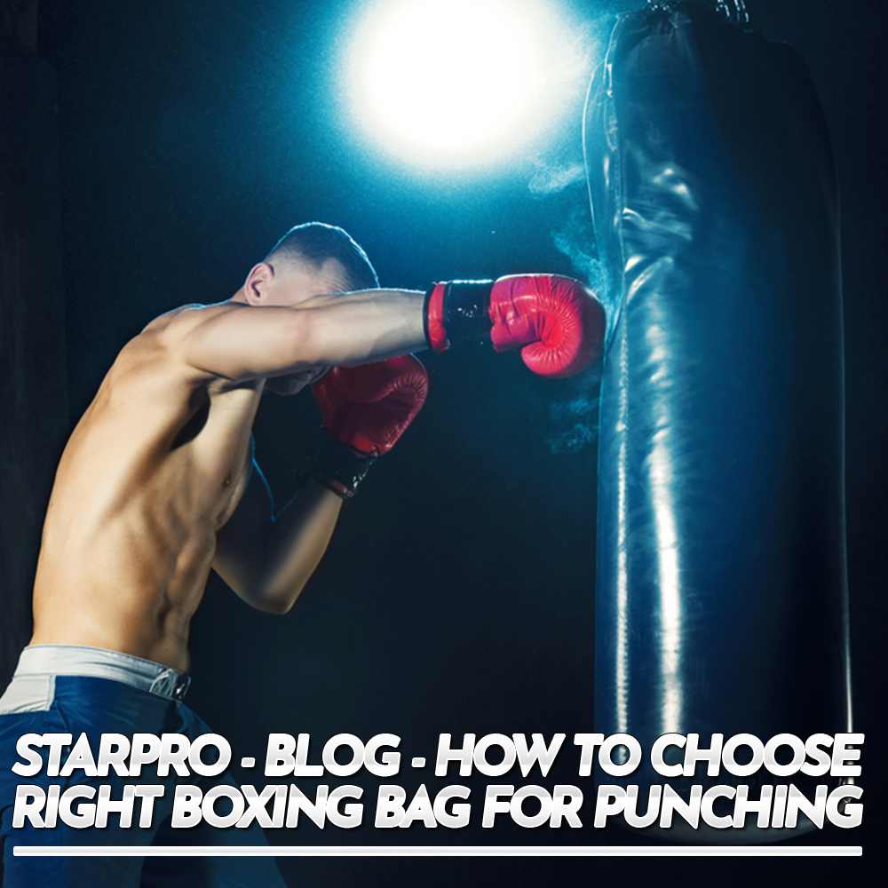 How to Choose Right Boxing Bag for Punching